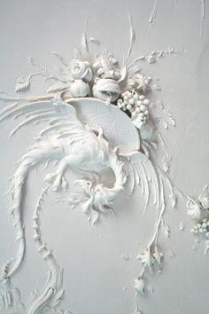 Belvedere House 03 - Rococo Plasterwork