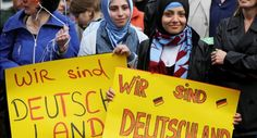 Until 2020, the refugee status in Germany will receive 3.5 million