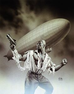 Doc Savage | Doc Savage the Movie is Coming!