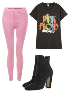 """""""Pink Floyd set"""" by antobiscuit on Polyvore featuring MadeWorn"""
