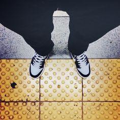 Feel good Friday. The first of 2013. #makeitcount #ootd #walklikeus #nyc @nikenyc @UNIQLO #todayskicks #nike