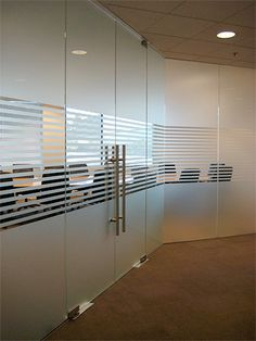 conference room glass frosting - Google Search | Office design | Pinterest | Conference Room, Frostings and Glasses
