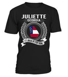 Juliette, Georgia - It's Where My Story Begins #Juliette