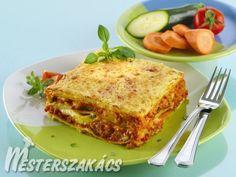Lasagne | Mesterszakacs.hu Penne, Pork, Ethnic Recipes, Lasagna, Kale Stir Fry, Pork Chops, Pens
