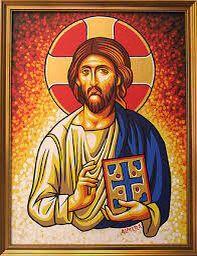 More Contemporary Byzantine Jesus