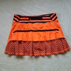 Lululemon Pace Setter Skirt 4 Excellent Condition. lululemon athletica Skirts Mini