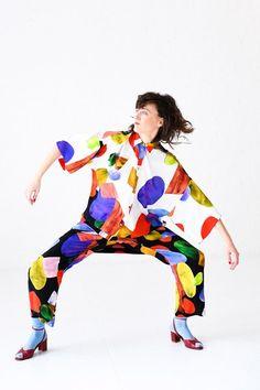 Mara Hoffman Fall 2017 Ready-to-Wear Fashion Show Collection Fashion Over, New Fashion, Fashion Show, Womens Fashion, Fall Fashion Trends, Autumn Fashion, Color 2017, Shirt Designs, Fashion Designer