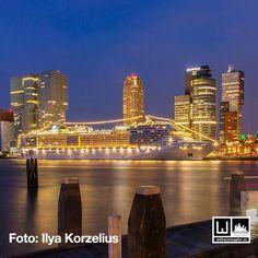 Wilhelminapier de Rotterdam (8) Twitter