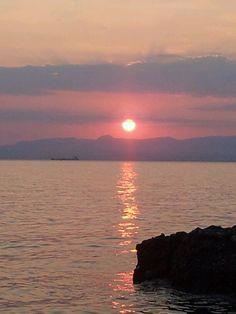 #Sunset@Kalamata, Greece