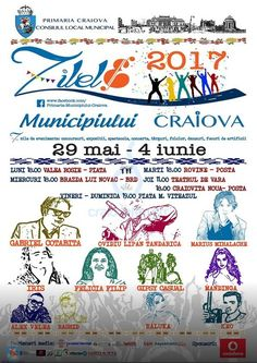 Cotabita, Mandinga, Iris, Gipsy Casual, Velea si Rashid, printre numele artistilor care vin la Zilele Craiovei