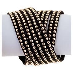Ericka Bracelet in Black