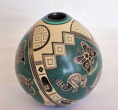 Ortiz Pottery | Macaria Ortiz Fine Mata Ortiz Pottery