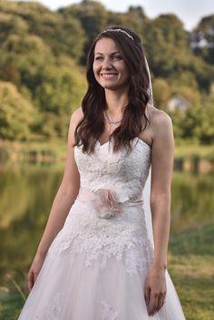 76052f5a757f My beautiful wedding dress... I can t imagine I could love any