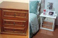 10 ideias para renovar móveis antigos e transformar a sua casa - Casinha Arrumada