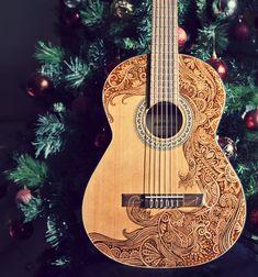 Guitar Design by vivsters.deviantart.com on @deviantART