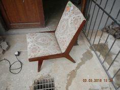 Retro chair before restoration Furniture, Chair, Home, Retro Chair, Restoration, Modern, Retro, Refurbishing, Home Decor