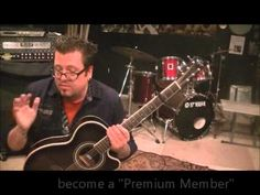 Fleetwood Mac - Landslide - Acoustic Guitar Lesson by Mike Gross - How To Play - Tutorial - YouTube