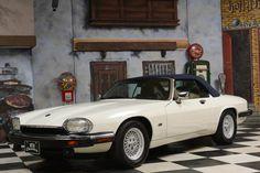 1992 Jaguar XJS Convertible Oldtimer kaufen-DE