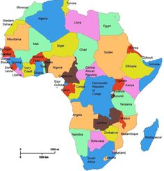 7 continents of the world: Facts you need to know - Education Today News 6th Grade Social Studies, Social Studies Resources, Learning Resources, Africa Map, Africa Travel, Countries And Flags, Education Today, Uplifting News, Country Names