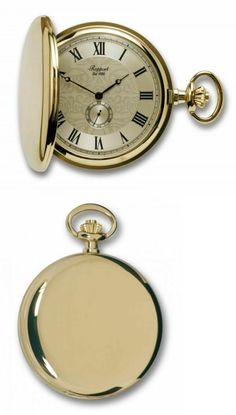 edca40c86 Other Pocket Watches 398: Rapport Quartz Full Hunter Pocket Watch Gold  Plated Model Pw84 -> BUY IT NOW ONLY: $279 on #eBay #other #pocket #watches  #rapport ...
