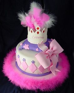 princess cakes-to-die-for