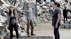 """S7E10   """"New Best Friends""""   The Walking Dead (AMC)"""