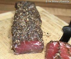 Filet mignon de porc séché (400 à 500g)