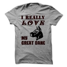 I really love my Great Dane T-Shirts, Hoodies. Check Price Now ==►…