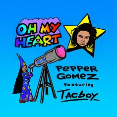 """A fruitful collaboration in the path of the Nu house – Pepper Gomez presents """"Oh My Heart"""" featuring Tacboy, the new single that will make us dance all summer long. Read more on #NovaMusicblog #OhMyHeart #PepperGomez #Tacboy #newmusic #artwork #musicblog #engagement Dance Charts, Kevin James, Earth Wind & Fire, Oh My Heart, Up Music, Radio Personality, Diana Ross, Jim Morrison"""