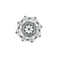 The Very Best Mandalas - Zayn Malik's Mandala - #TVBM #Mandala #Tattoo #Zayn #ZaynMalik #ZaynsTattoos