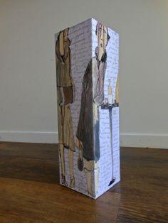 Winebox - by Ilya Volykhine #art #ilya #volykhine #artofilya - www.artofilya.com