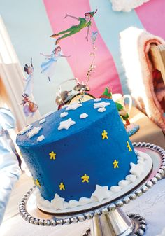 Magical Peter Pan Party {4th Birthday}