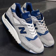 New Balance 998 Made In USA   Explore By Sea  Sneakers Fashion 02fa04133