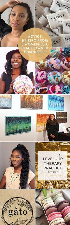 Through sustainable practices, charitable giving, and creativity, these 5 women-led, black-owned businesses are making a positive impact in the community. Get to know them in this post. Charitable Giving, Sustainable Practices, Green Business, Sustainability, Creativity, Advice, Community, Led, Inspiration
