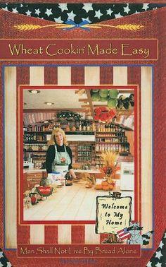 Wheat Cookin' Made Easy (Crockett's Corner, Vol. 1) by Pa... https://www.amazon.com/dp/0971769605/ref=cm_sw_r_pi_dp_x_uYMcyb6G94Z7Y