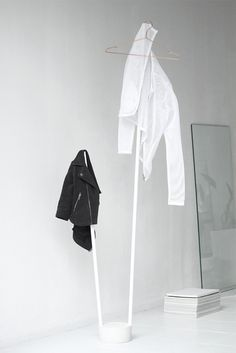 love aesthetics: new, simple, home DIY/ minimalist coat stand