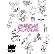 Cute Tiny Tattoos, Dainty Tattoos, Pretty Tattoos, Mini Tattoos, Beautiful Tattoos, Small Tattoos, Drug Tattoos, Anime Tattoos, Tattoo Sketches