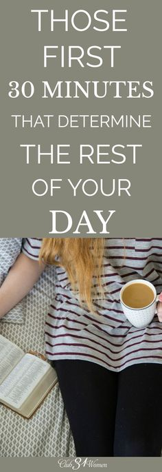 How do you start your day? The way it begins has a profound impact on you and your attitude - as well as the rest of your family and your life together.
