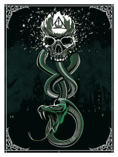 Harry potter Death Eaters Emblem