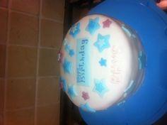 Rhys' birthday cake!