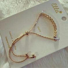 HOST PICK  New gold Bracelet Size-Adjustable Jewelry Bracelets