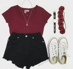 Cute Summer Outfits For Teens 66