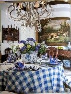 Stunning Fancy French Country Dining Room Decor Ideas 46