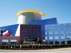 Postmodern Architecture Architects Arata Isozaki Disney Architecture
