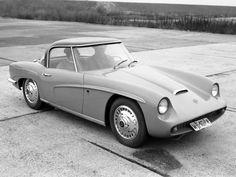 FSO Syrena Sport Prototype 1957-1960 by Cezary Nawrot