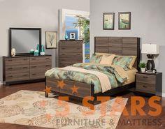 Nova 6pc Bedroom Set