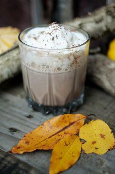 Hot Butterscotch Cocoa Cocktail - KaelahBee.com