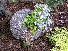 Hypertufas for your garden