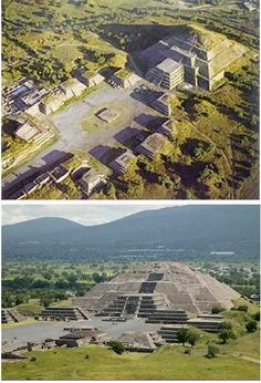 Teotihuacan's culture and history are still largely mysterious. The civilization left massive ruins, but no trace has yet been found of a writing system and very little is known for sure about its inhabitants, who were succeeded first by the Toltecs and then by the Aztecs.