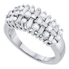 7/8CTW-Diamond FASHION BAND